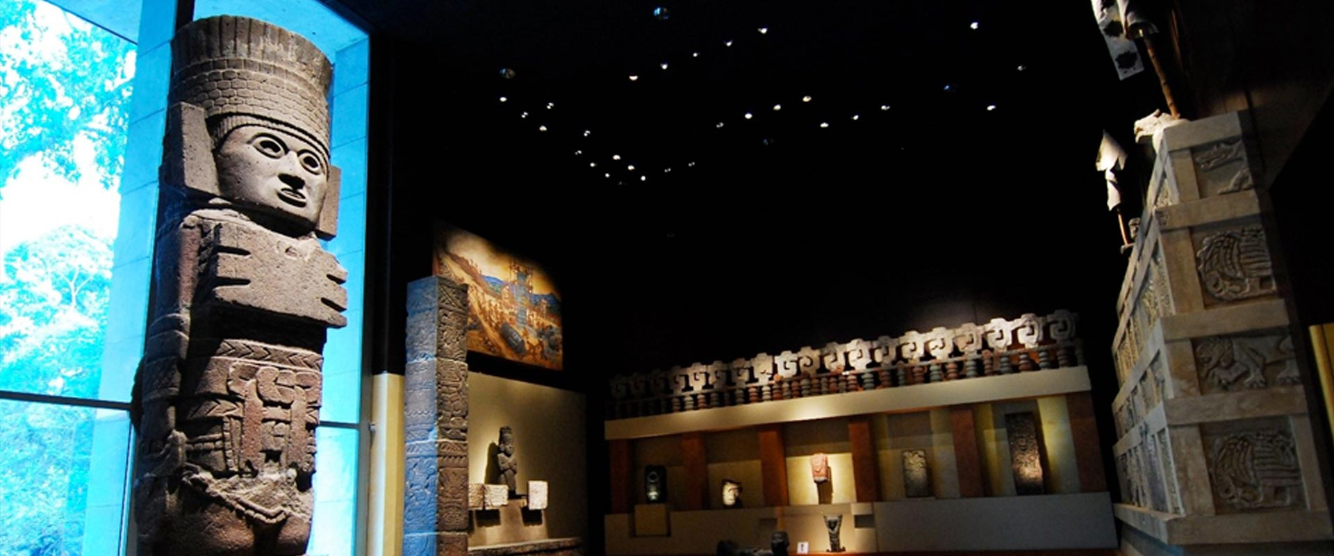 Mexico's National Museum of Anthropologye
