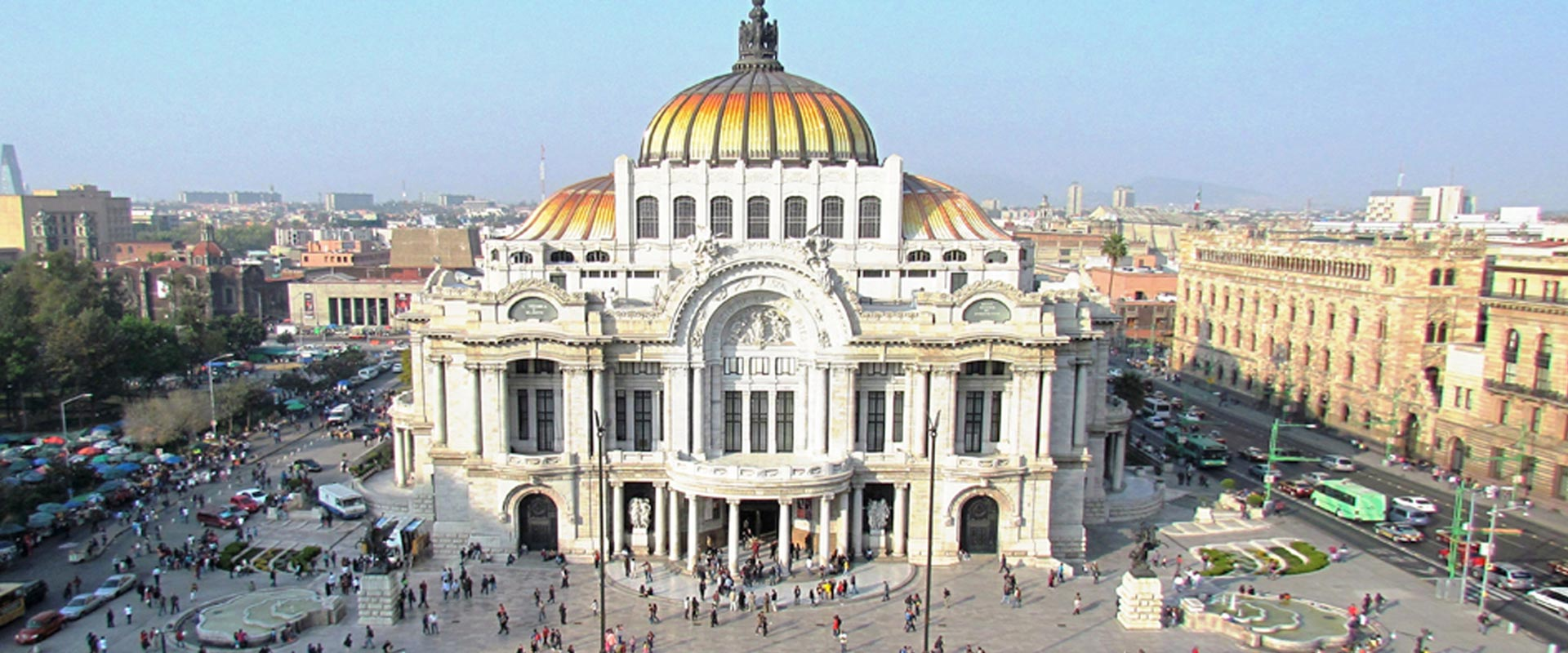Bellas Artes – Fine Arts Palace