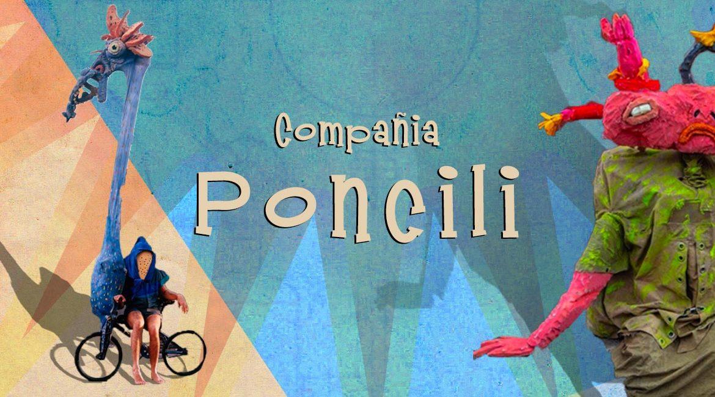 Compañia Poncili – Taller y Show